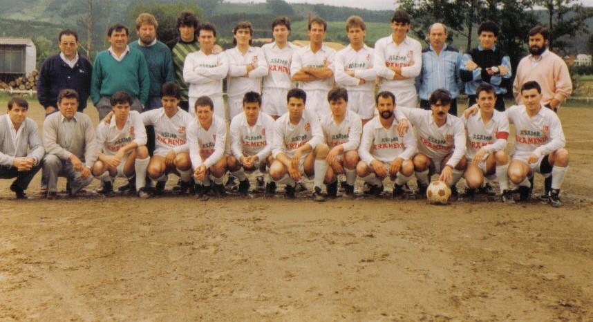 2ª regional 88/89